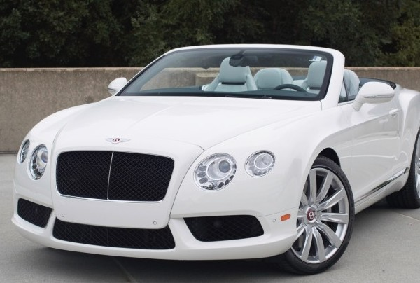 2015 Bentley Continental GTC V8 GTC
