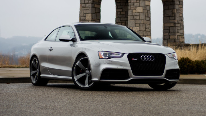 Audi Rs Coupe Silver E on Audi S5 3 0 Engine