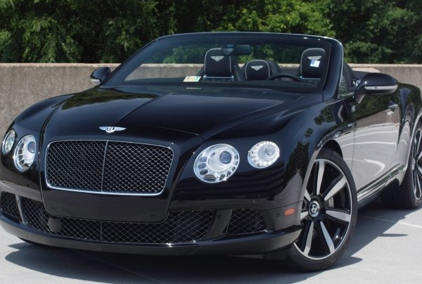 Bentley Continental GT Speed Convertible 2014