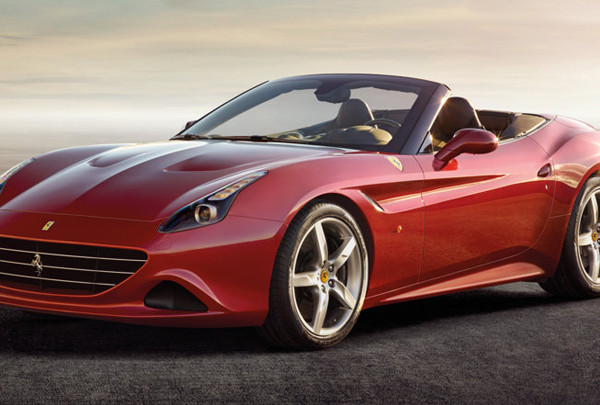 FERRARI CALIFORNIA TURBO 1