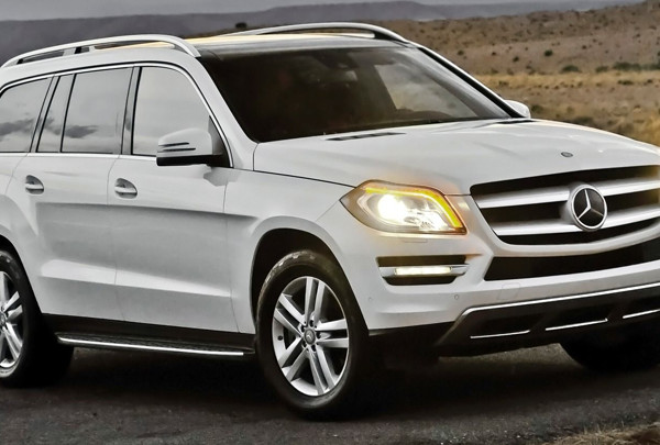 MERCEDES BENZ GL350 1