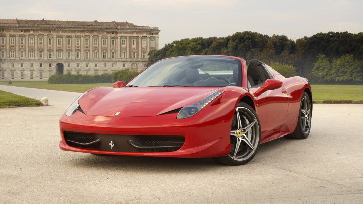 THE MOST WANTED LUXURY CAR MODELS U0026 BRANDS IN 2016. Ferrari 458 Spider