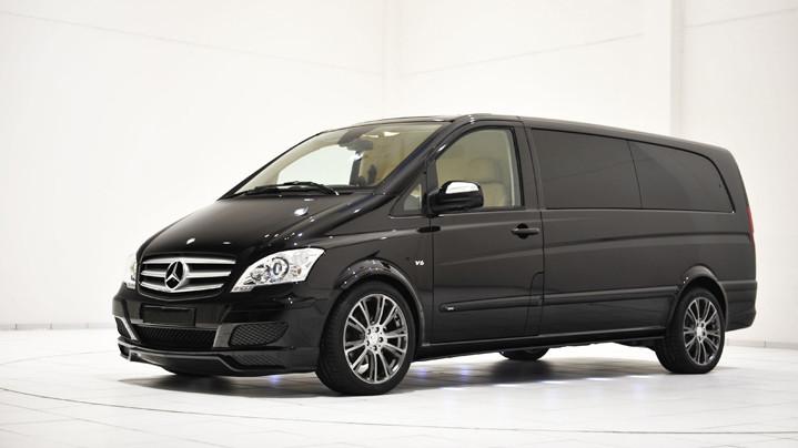 Rent mercedes benz viano for Mercedes benz product concierge